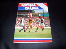 Crystal Palace v Oldham Athletic, 1978/79